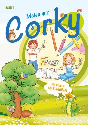Malen mit Corky Band I