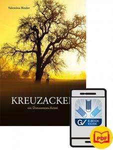 E-Book Kreuzacker - Heimatkrimi