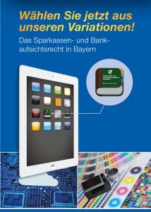 Varianten App Sparkassen- Bankaufsichtrecht in Bayern