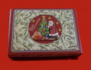 Weihnachts-Geschenkverpackung