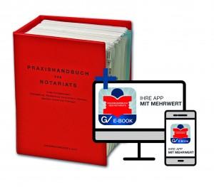 Praxishandbuch des Notariats -Prinplus-