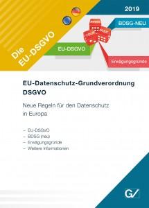 EU-Datenschutz-Grundverordnung DSGVO - Deutsch