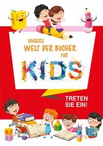 Unsere Welt der Bücher für Kids