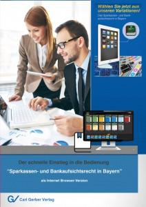 Bedienanleitung Desktop-Browser für das App Sparkassen- Bankaufsichtrecht in Bayern