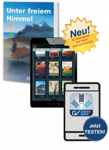 E-Book - Unter freiem Himmel im App CGV-E-Book-KIOSK