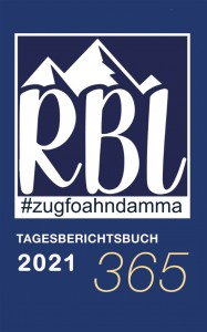 Mein Tages-Berichtsbuch 2021