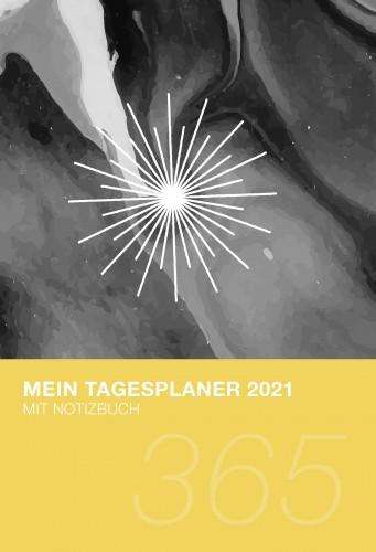 Mein Tagesplaner 2021 mit Notizblock