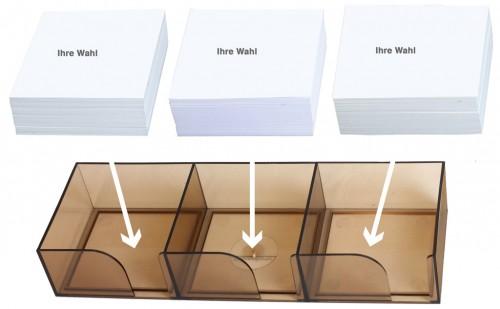Aktionsangebot Praktische Zettelbox