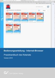 App-Bedienanleitung-Praxishandbuch des Notariats-PC-Browser-Neues-Design-2018
